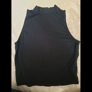 Size Small Womens Cropped Top Forever 21